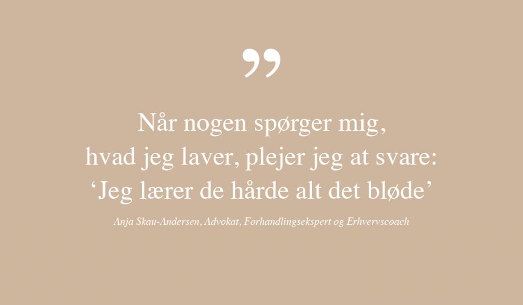 ANJA SKAU—ANDERSEN Anja Skau Andersen